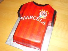 cake dress dort sportovní dres