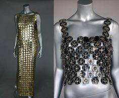 Paco Rabanne dresses