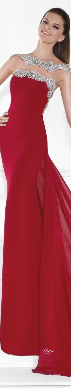 Tarik Ediz - Spring 2015 Couture jaglady/༺ß༻ Stunning Dresses, Beautiful Gowns, Elegant Dresses, Pretty Dresses, Glamour, Red Fashion, Formal Gowns, Occasion Dresses, Marie