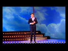 One of Vikram's favourite Lee Evans clips on the Olympics!