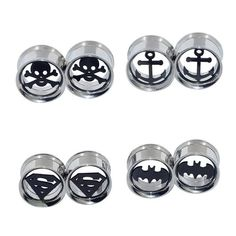 Find More Body Jewelry Information about High Quality Ear Tunnels Plugs…