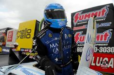 Tommy J JR & Team at Royal Purple Raceway in Houston Texas for the spring nationals racing the Make a wish T/F F/C