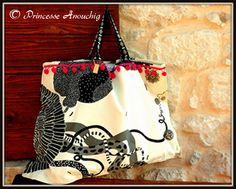 Sac Iléna Creations, Shoulder Bag, Tote Bag, Bags, Fashion Design, Princess, Purse, Accessories, Handbags