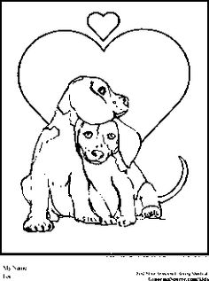 Meet the vet Kids and Pets Coloring Pages Pinterest