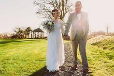 Trevenna Barns wedding in Cornwall.