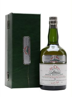 Brora 1970 / 32 Year Old / Old & Rare Scotch Whisky : The Whisky Exchange