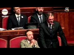#NotteBiancaDemocrazia, l'intervento di Gianluca Castaldi (M5S)