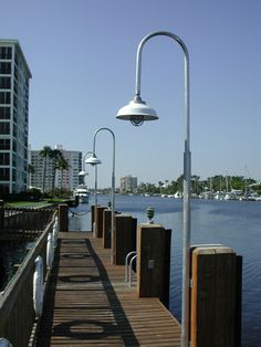 bronze nautical boat dock light available at marina products www