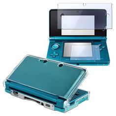 This is a 2-piece accessory kit for Nintendo 3DS. Protect the external surface of your game console with this clear snap-on crystal case and screen protector. Compatibility: Nintendo 3DS Included item