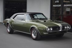 1968 Pontiac Firebird Images | Pictures and Videos