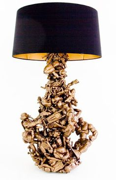 gold toy by ryan mcelhinney