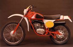 Squadra Regolarita Club France / GORI 125GS 1977 Enduro Vintage, Vintage Motocross, Moto Enduro, Motorbikes, Club, Vehicles, Offroad, Motorcycles, Dirt Biking