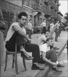 Photography for the Blog of it: Brooklyn 1946