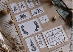 Lin Chia Ning  Lief Stamp Set B PRE orden por PaperPlusCloth