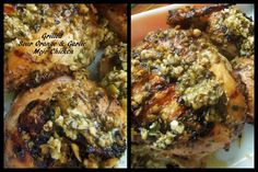 Grilled Sour Orange & Garlic Mojo Chicken - Hispanic Kitchen