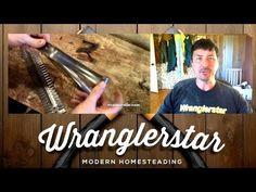Timber Framing 17.0 | Wranglerstar - YouTube