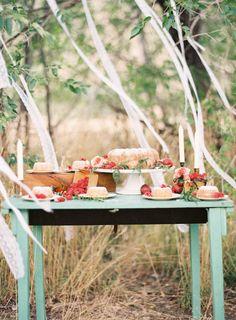 Dessert Table: Bundt-Filled Bash.
