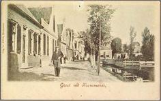 Land van Arink 1860 à 1880, Krommenie