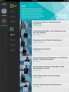 Adaptive Path for iPad