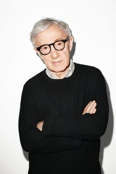 Woody Allen by Terry Richardson for the WSJ magazine, July/August 2013.