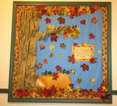 Eastunders Creations: 2013 Fall Bulletin Boards