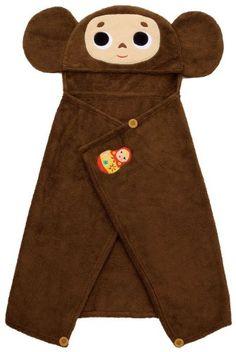 Cheburashka Hood Blanket: Amazon.de: Spielzeug