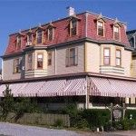 Leith Hall Historic Seashore Inn is part of the 2013 Back Inn Business campaign.