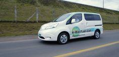 Nissan представил прототип с инновационной силовой установкой / Только машины