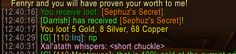 Xal'atath got jokes... #worldofwarcraft #blizzard #Hearthstone #wow #Warcraft #BlizzardCS #gaming