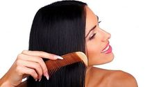 Natural Hair Care Tips To Get Long And Straight Hair. Beauty Tips A Long Hair Tips Strong Hair Care, Silky and Shiny Hair Tips, Hair Growing Tips At Home Remedy Mostly Use Full Hair Care Tips Careful Read . Dyed Natural Hair, Natural Hair Care, Dyed Hair, Natural Hair Styles, Pony Hairstyles, Indian Hairstyles, Indian Hair Care, Dry Itchy Scalp, Hair Without Heat