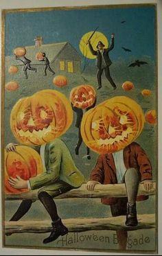 ~Vintage Halloween~