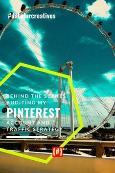 In this behind-the-scenes episode, we're going through the results of my Pinterest audit and what my new Pinterest blog traffic strategy is. Head over for tips on about how I'm using Pinterest to boost clicks, drive traffic and increase my audience reach. // Lanie Lamarre - OMGrowth