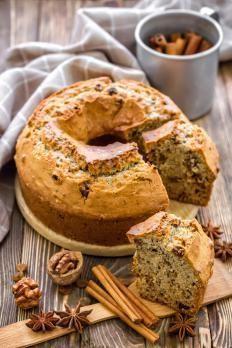 Rustic Home Exterior rustic cake wood. Italian Cake, Italian Desserts, Italian Recipes, Sweet Recipes, Cake Recipes, Dessert Recipes, Rustic Cake, Sweet Cakes, Cooking Time