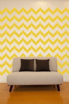Wall Decals Chevron Wall Pattern Abstract Geometric Abstract Decor Shapes