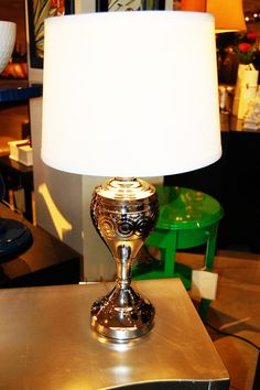 Lamp. Cardi's Furniture. #Lighting #Lamps #Furniture #Cardis #CardisFuniture #Bedroom #Bathroom #Guestroom #DiningRoom #HomeTheater #Theater #Den #FamilyRoom #LivingRoom