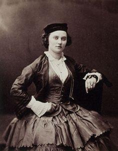 A Polish Lady -1855
