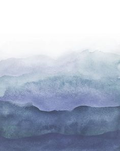 Ombre watercolor,  navy blue ombre, backgrounds, for personal and small commercial use