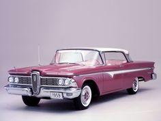 1959 Edsel Ranger 2-Door Hardtop ★。☆。JpM ENTERTAINMENT ☆。★。