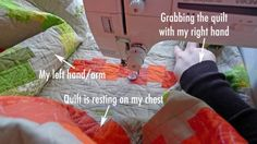 Machine Quilting Tips