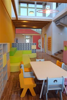 #shawcontractrgroup and #designschooled Reggio children. What an amazing playroom.