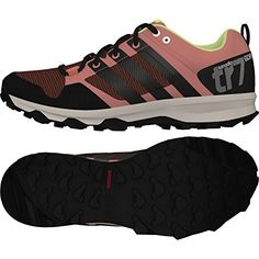 fe7864d424c4c adidas S82908 Womens Kanadia 7 Trail GTX Shoe Raw PinkBlackClear Brown 95     Find out