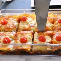 Torta de Purê de Batata com Carne Easy Cooking, Cooking Recipes, 30 Minute Meals, Daily Meals, Creative Food, Casserole Recipes, Yummy Food, Tasty, Food Hacks