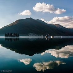 White Line: Perast, Montenegro