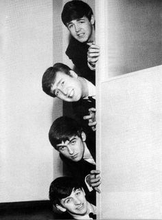 The Beatles, John Lennon, Paul McCartney, George Harrison, Ringo Starr