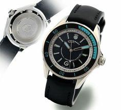 Steinhart Ocean Two - Blue Steinhart Watches mens luxury watch. steinhart #divers #marine #aviation pilots chronographs @calibrelondon