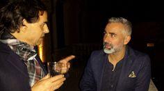 Alessandro Bolis, Art Director QC Terme Torino e l'arch. Walter Vallini