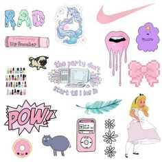 Tumblr collage Tumblr Stickers, Phone Stickers, Cute Stickers, Planner Stickers, Tumblr Transparents, Emoji, Tumblr Backgrounds, Cartoon Painting, Flash Art