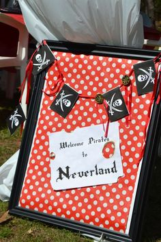 Pirate Party - Jake and the Neverland Pirates | CatchMyParty.com