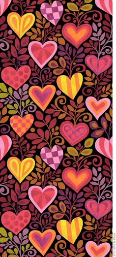 Maude Hearts~Challis & Roos.