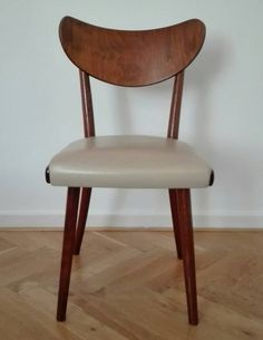 Set of 2/4/6/8 vintage dinning chairs. Czechoslovakian design from the 60's. by ClockedIt on Etsy